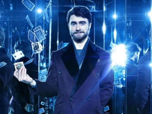 Daniel Radcliffe,Daniel Radcliffe Now You See Me,Now You See Me 2