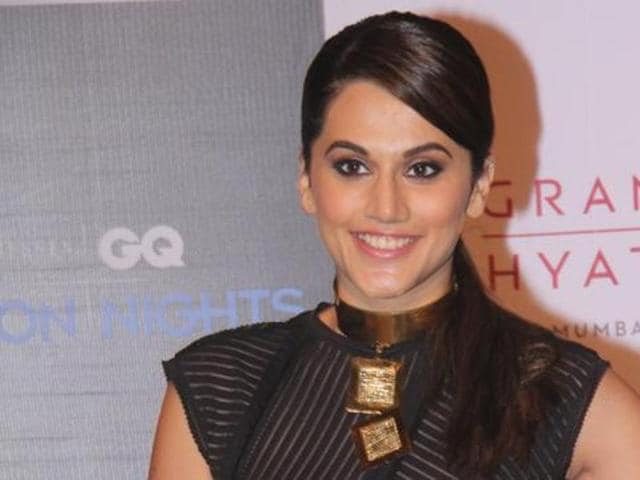 Taapsee Pannu,Bollywood,Actor