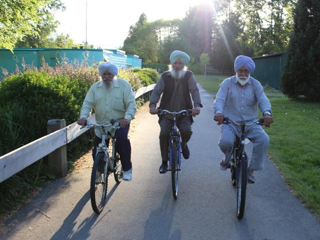 These Punjabi elders have found a way to keep the spirit of togetherness and community alive even on foreign land.