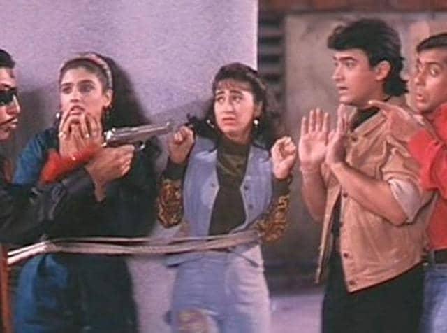 Andaz Apna Apna,remake,Aamir Khan