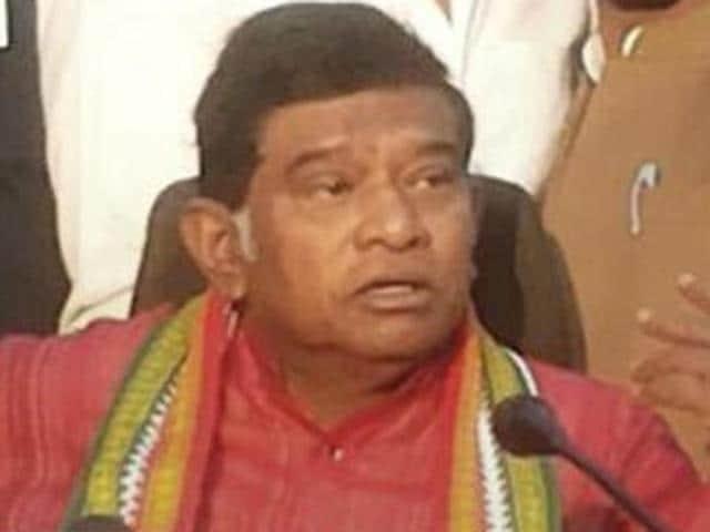Former chief minister of Chhattisgarh Ajit Jogi