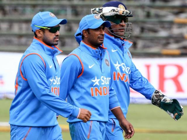 Mahendra Singh Dhoni gave enough hints on changes in the playing eleven after two easy wins against the hosts.