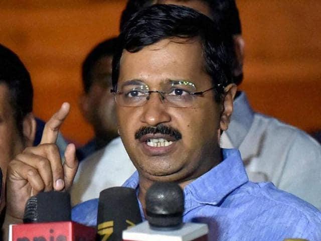 Kejriwal attacks Modi, says BJP and Cong too had ...