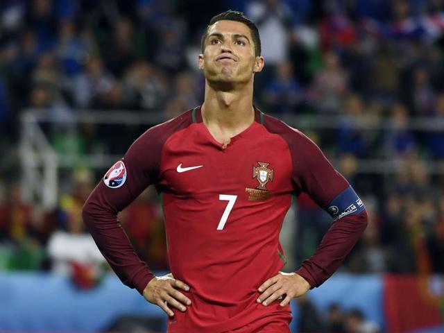 Ronaldo had 10 of Portugal's 24 shots on goal but failed to score.