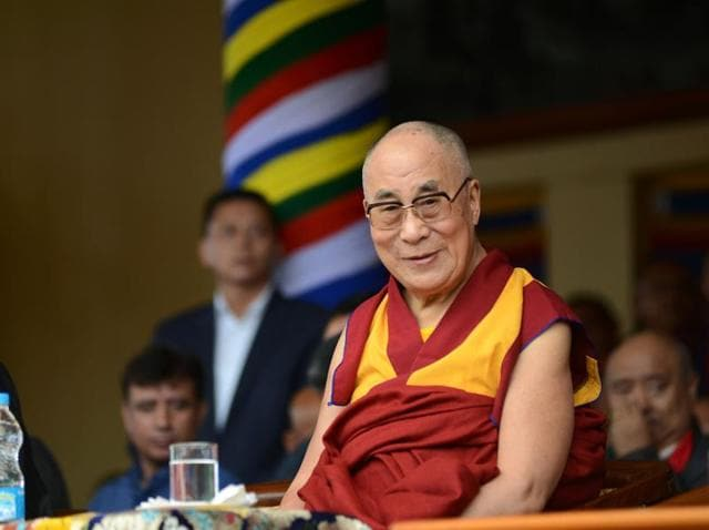 File photo of the Dalai Lama. President Barack Obama will meet the Dalai Lama at the White House on June 15, a move that has angered China, which sees the exiled Tibetan spiritual leader as a separatist.