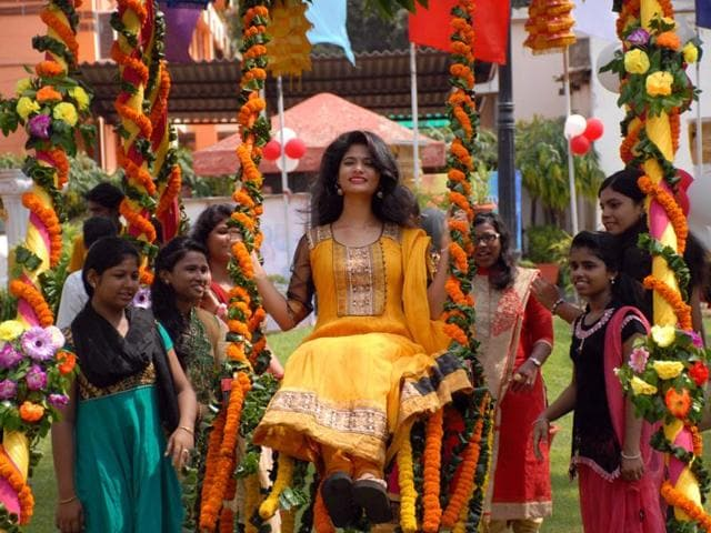 Odisha festival Raja