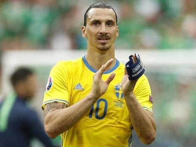 Ibrahimovic, 34, was named in the 35-man squad by coach Hakan Ericson at a media conference on Wednesday.