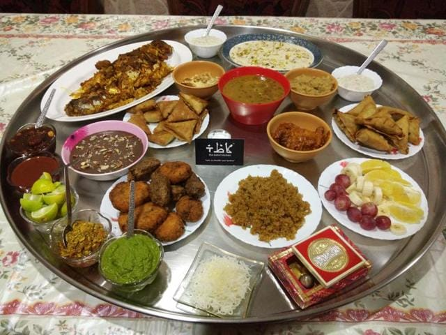 The Bohri Kitchen,HT48Hours,Munaf Kapadi