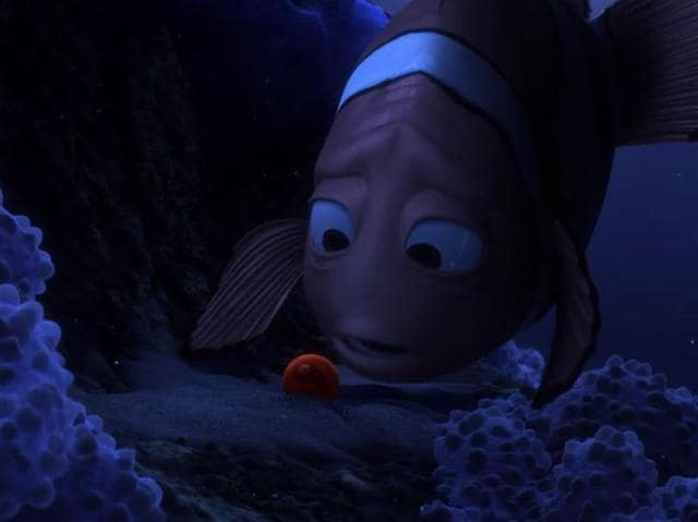 Disney puts together a version of finding dory for the for Disney fish names