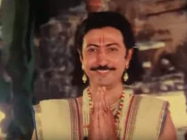 Tenali Rama,Television,Anang Desai