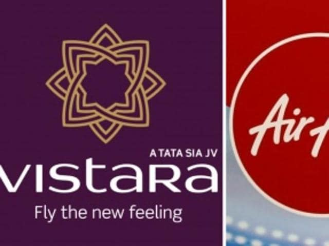 Vistara and AirAsia India, airline ventures of India's biggest conglomerate Tata Group, aim to boost their fleet sizes to 20 planes within a year and launch international services after the country overhauled aviation rules, two people familiar with their strategy said.