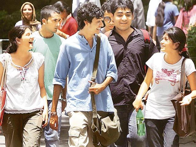 Delhi University officials have said that students seeking admission in Jesus and Mary College will have to fill a separate college admission form available at www.jmc.ac.in.