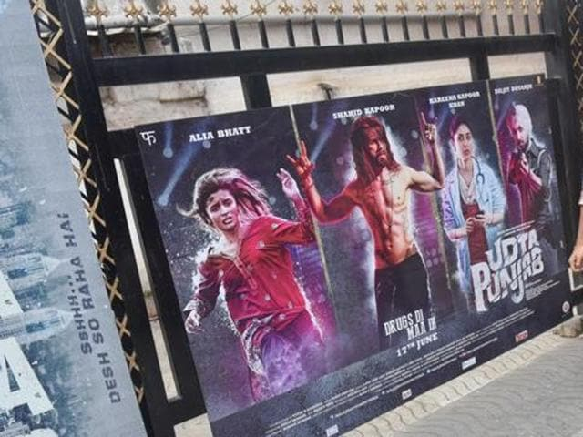 Udta Punjab is scheduled to release on June 17.