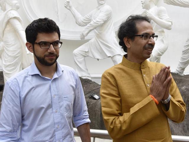 uddhav,Shiv Sena,Mumbai