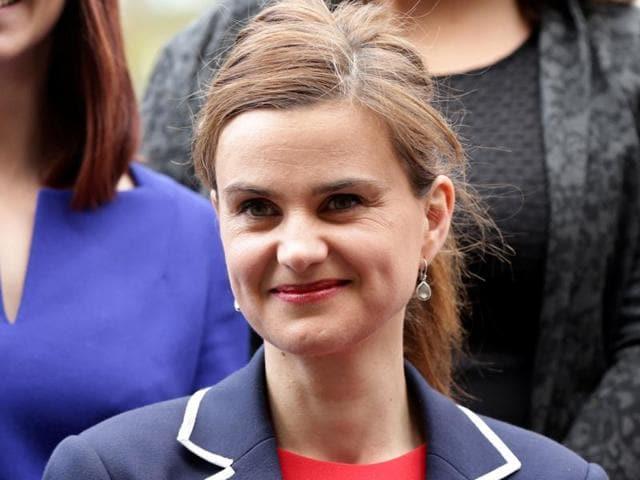 British MP dies,Jo Cox,British lawmaker shot