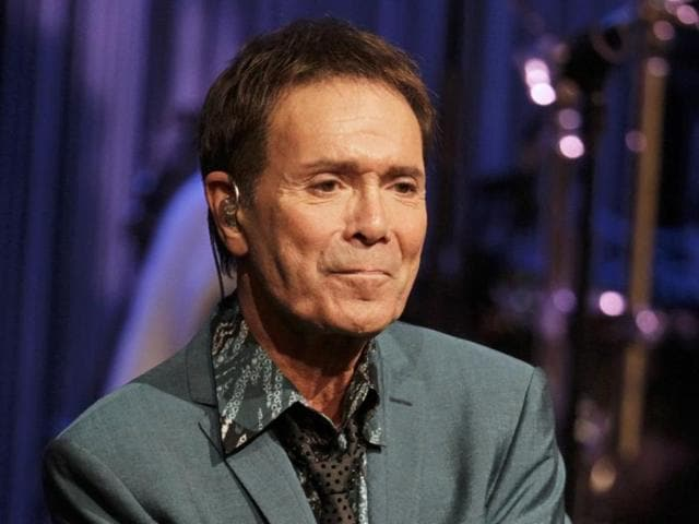 British singer Cliff Richard was accused of abusing boys during the 1980s.