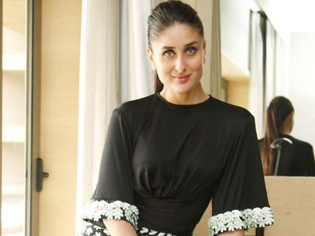 Kareena Kapoor Khan says she doesn't like film promotions.