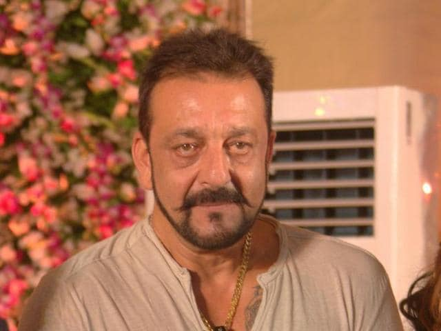 Sanjay Dutt's comeback film might be shelved.