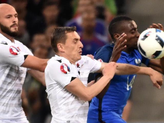 Franc ebtea Albania,France vs albania,Uefa Euro Cup 2016