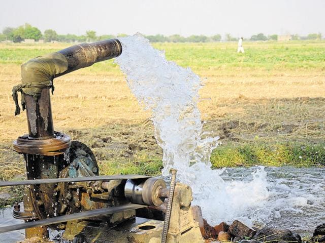 The Ghaziabad Municipal Corporation has constructed an underground water reservoir in Sector 5 of Vasundhara and will connect it to the old reservoir in the area.