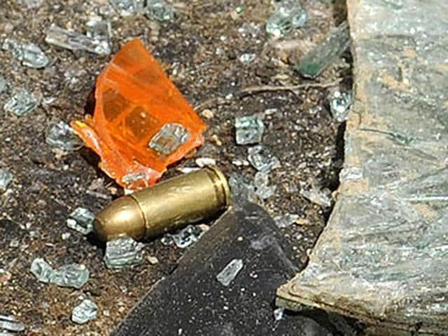 IPS,Andhra Pradesh,bullet injury