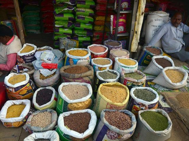 As pulses continued to soar to touch up to Rs 200 per kg, intelligence agencies were today asked to crack down on cartels.