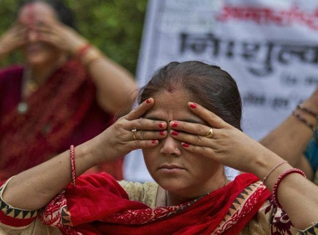 Kerala's ruling Communist Party of India (Marxist) is planning to hold yoga sessions throughout the state on June 21, the International Yoga Day, to steal the Bharatiya Janata Party's (BJP) thunder.