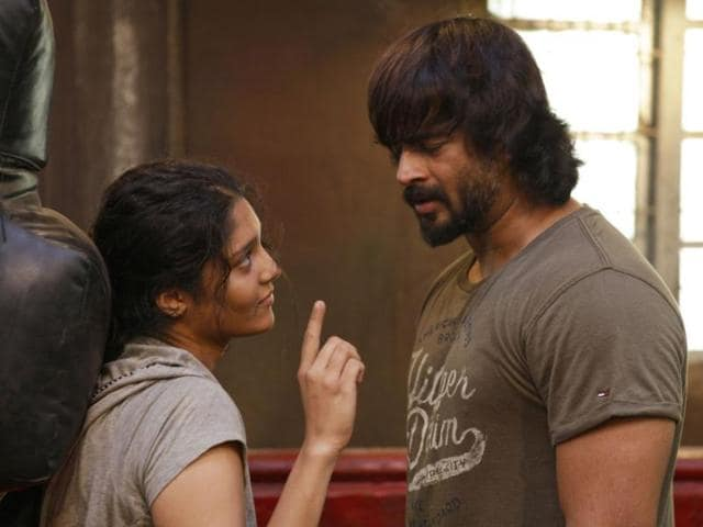 Versatile actor Madhavan can play romantic roles like Alaipayuthey  as well as dramatic ones such as Irudhi Suttru.