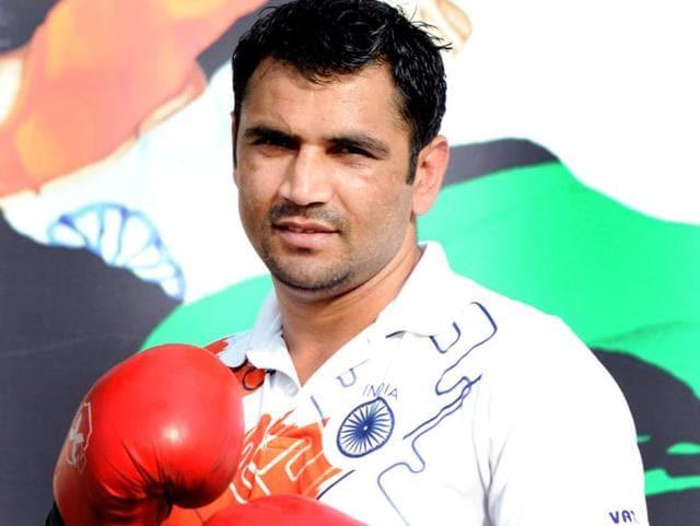 Patiala boxer,professional boxing,Kuldeep Singh