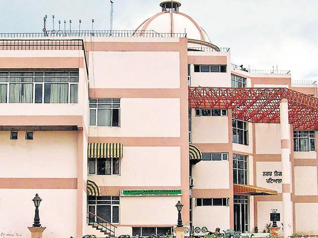 MC commissioner PS Gill said despite repeated requests, both these contractors have defaulted the civic body by not finishing the work on time.