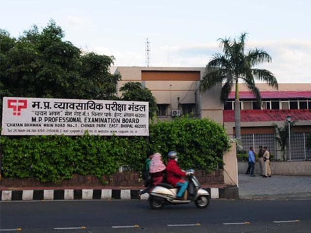Professional Examination Board,Vyapam scam,Central Bureau of Investigation