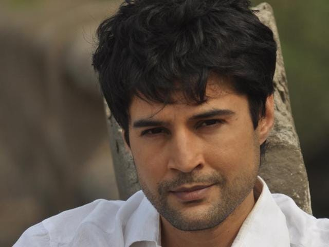 Rajeev Khandelwal says that media tries to build the perception that films are bigger than television.