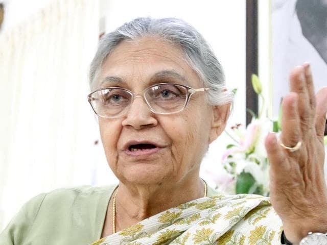Sheila Dikshit is the daughter-in-law of prominent Congress leader from Uttar Pradesh, Uma Shankar Dikshit.