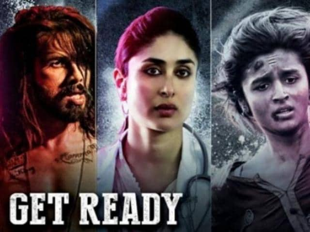 Alia Bhatt and Shahid Kapoor are called the bravest actors of the current crop after Udta Punjab's early screenings.