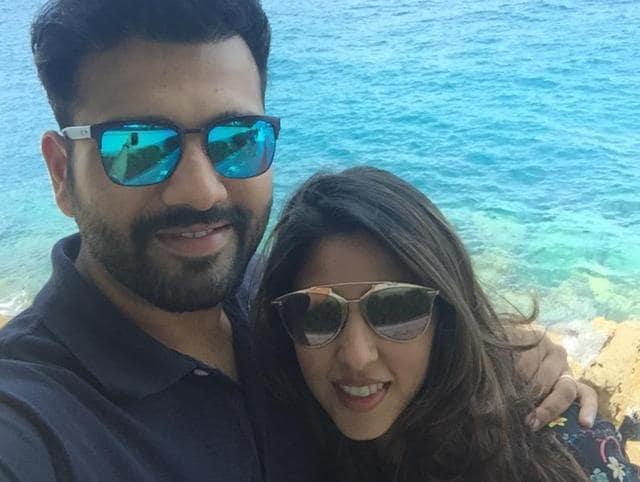 Rohit Sharma,Honeymoon,Cricket