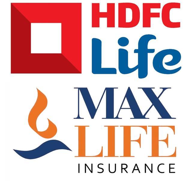 HDFC,Max Life,Life insurance