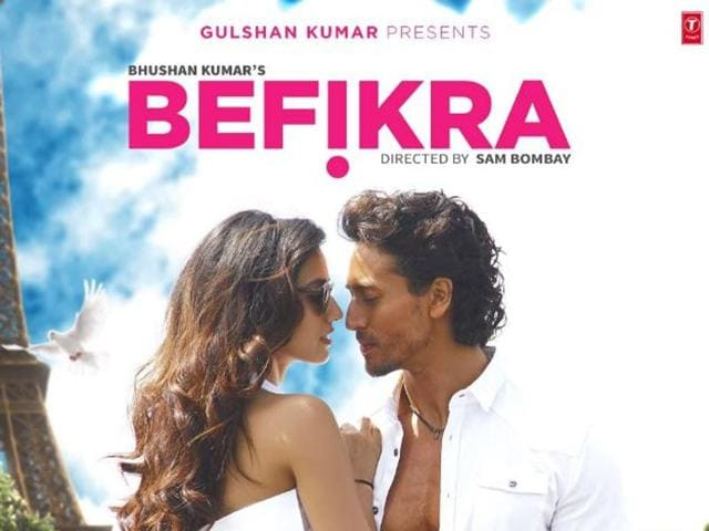 Sam Bombay is the director of Befikra. (Twitter)