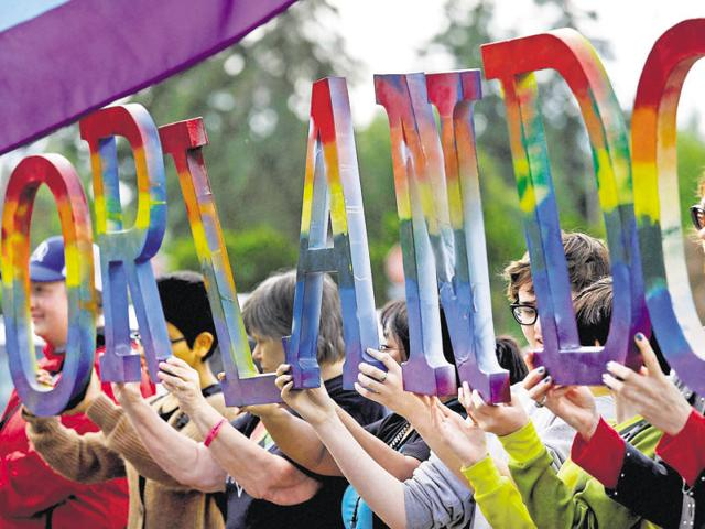 India along with 74 other countries continues to criminalise homosexual activity.(AFP)