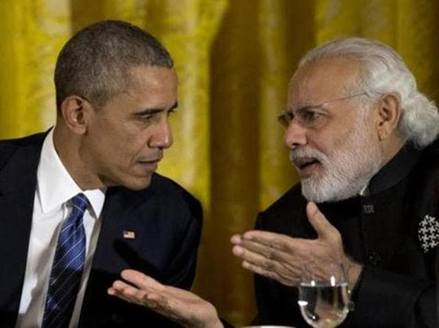 """The US had recognised India as a """"major defence partner"""" in a joint statement issued during Prime Minister Narendra Modi's visit to the US."""