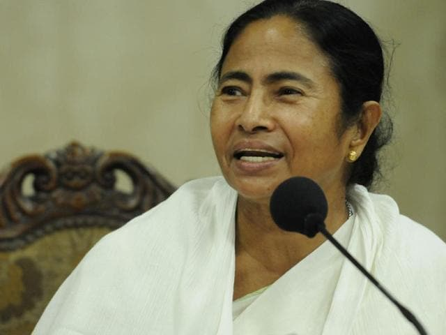 File photo of West Bengal chief minister  Mamata Banerjee.  The CM ordered police probe into the Narada sting operation on June 17, 2016.