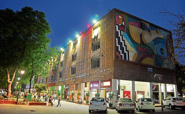 Improved urban design in bazaars and food courts, installation of solar-based LED streetlights along with installation of new light poles along streets have been  planned for Chandigarh as part of the Smart Cities Mission.