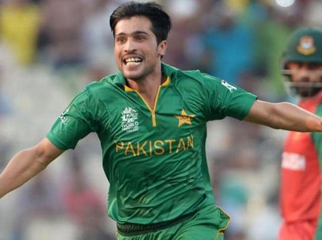 Since his 5-year ban ended in September last year, Amir has been in superb wicket-taking form and will be the key bowler for Pakistan.