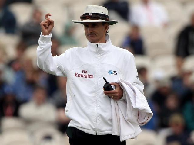 Bowden last officiated at the international level in the ODI between Australia and New Zealand in February.