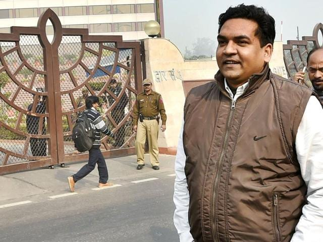 Delhi water minister Kapil Mishra on Friday said a 'lobby' in the Bharatiya Janata Party (BJP) was trying to shield former chief minister Sheila Dikshit in the alleged 'water tanker scam.