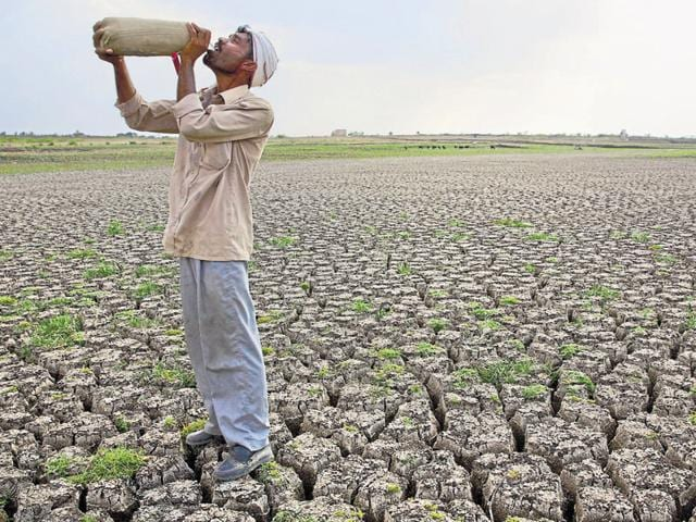 The onset of monsoon this year was delayed, hitting Kerala on June 8. So far, only southern parts of India have received rains, recording a surplus of 12% while the rest of India suffers a deficient of upto 46%.