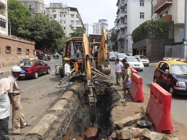 Mumbai,Road scam,BMC