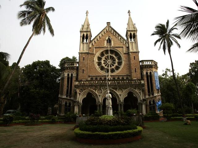 Mumbai University Convocation Hall.