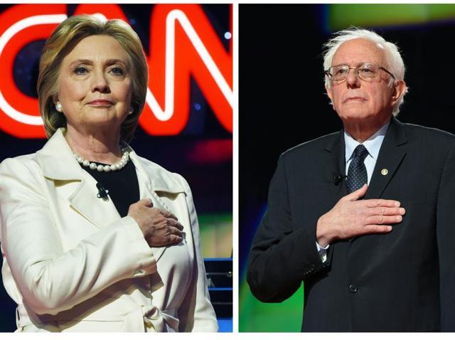 Bernie Sanders,Hillary Clinton,Democratic party