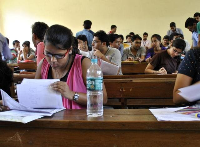 With entrances set to begin on June 19, students are apprehensive about the new format. There are no sample papers and pre-defined syllabus to guide the students.