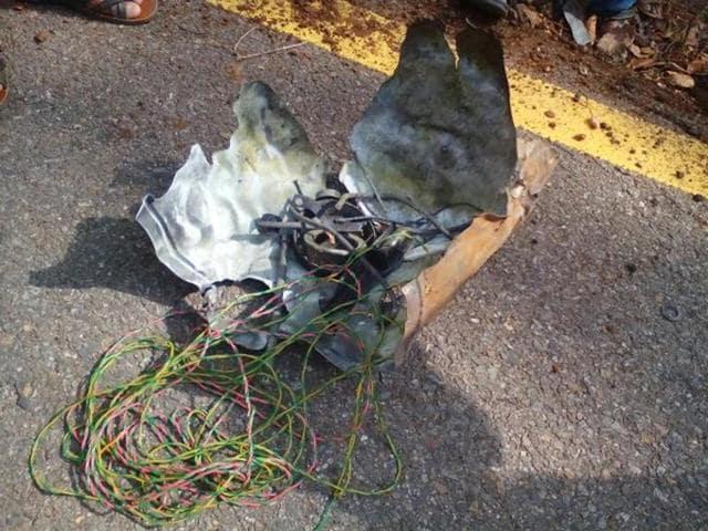 IED blast,Chhattisgarh,Maoists